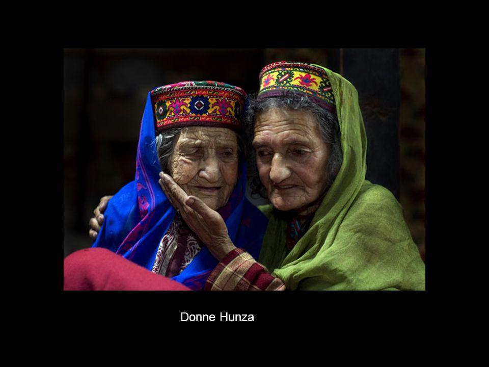 Donne Hunza