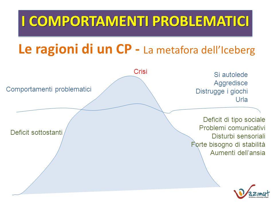 I COMPORTAMENTI PROBLEMATICI