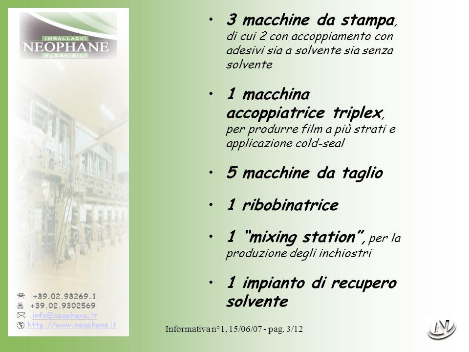 Informativa n°1, 15/06/07 - pag. 3/12