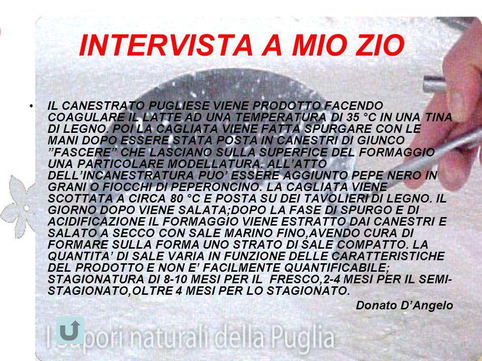 INTERVISTA A MIO ZIO