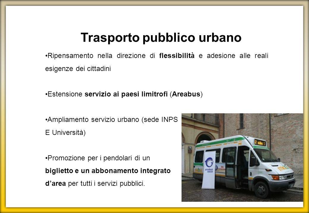 Trasporto pubblico urbano