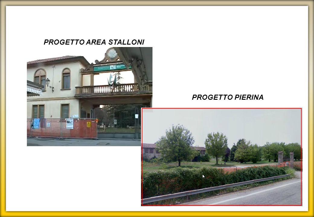 PROGETTO AREA STALLONI