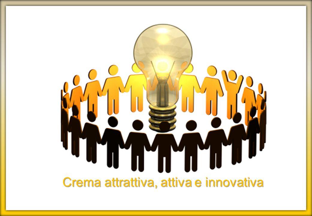 Crema attrattiva, attiva e innovativa