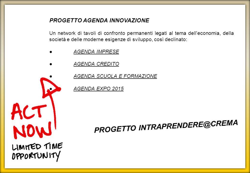 PROGETTO INTRAPRENDERE@CREMA