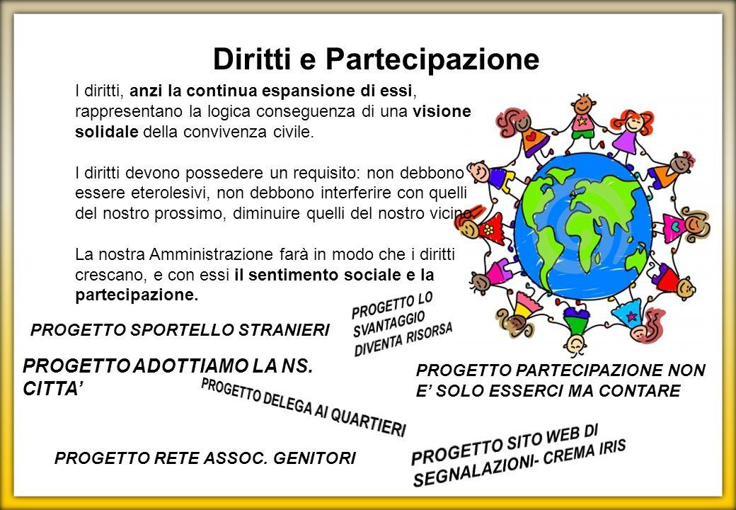 Diritti e Partecipazione