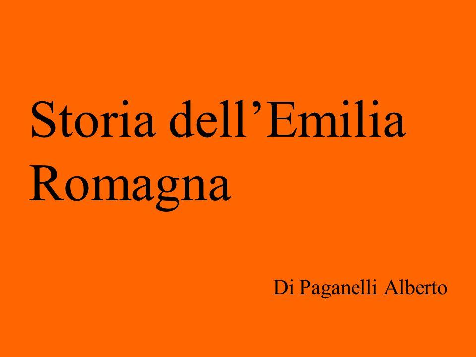 Storia dell'Emilia Romagna