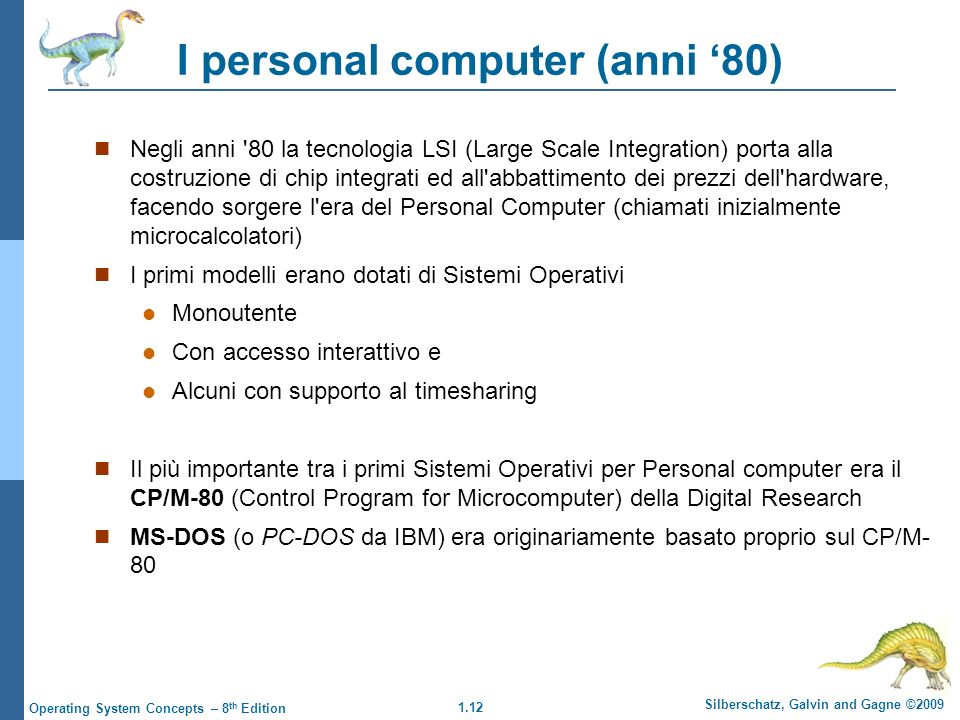 I personal computer (anni '80)