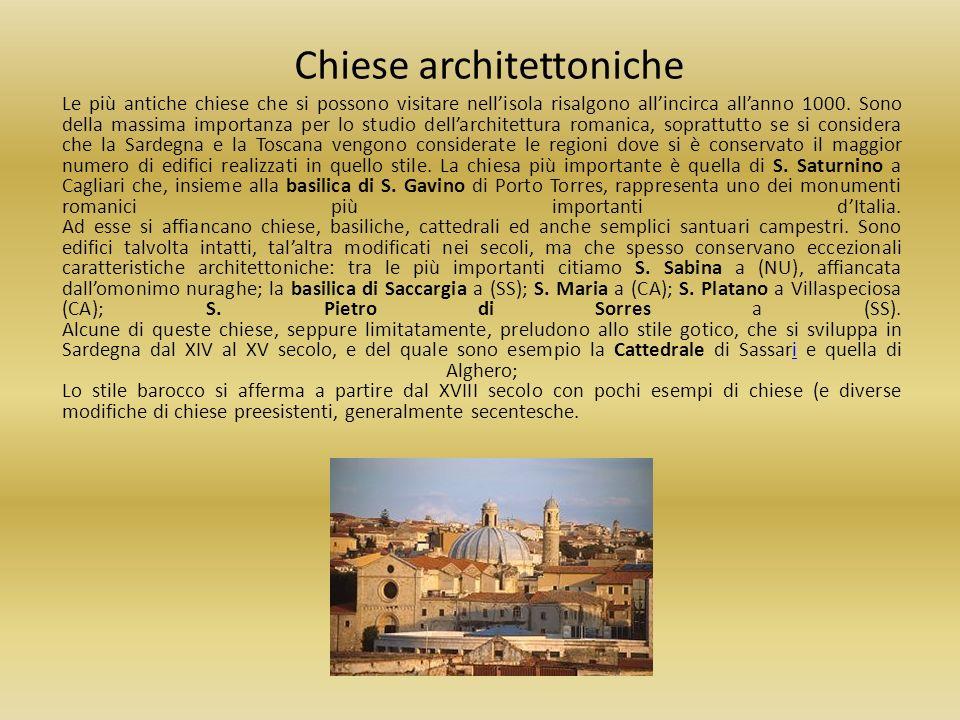 Chiese architettoniche