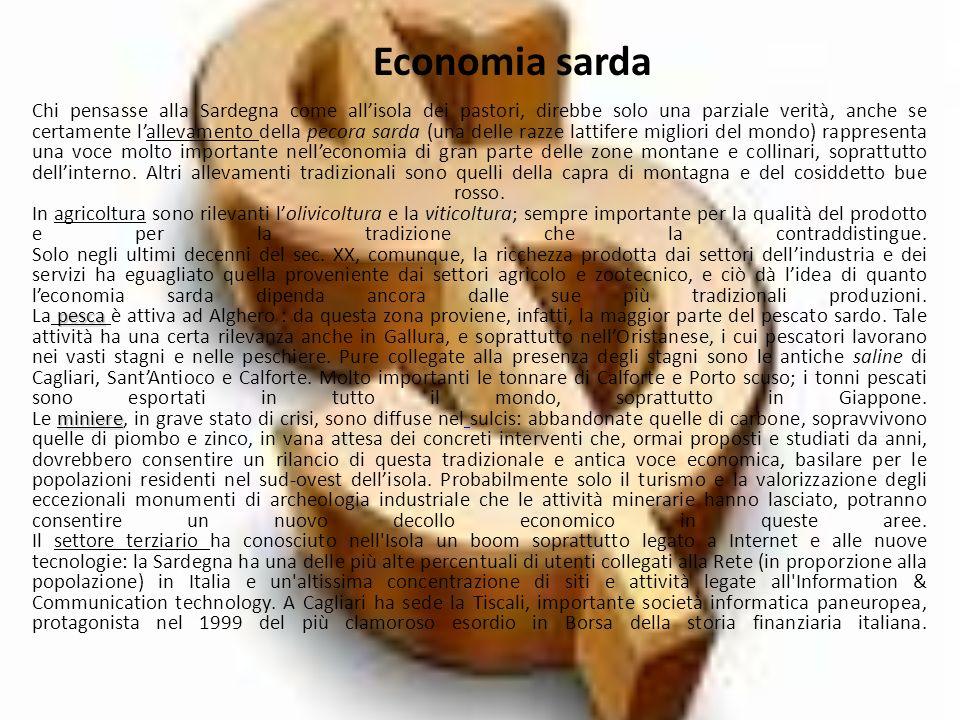 Economia sarda