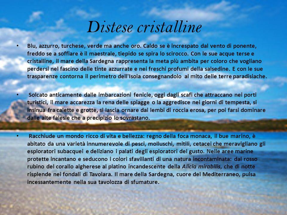 Distese cristalline