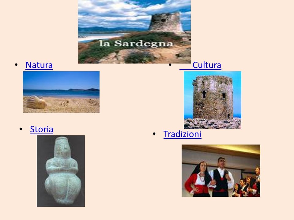 Natura Cultura Storia Tradizioni