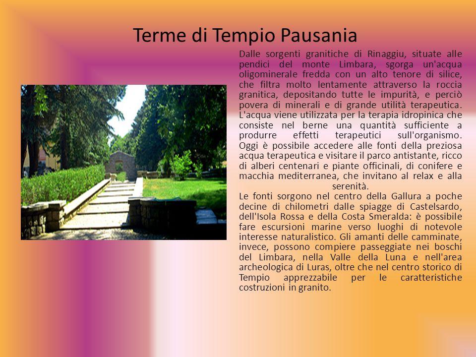 Terme di Tempio Pausania