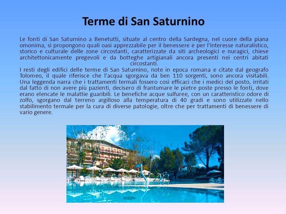 Terme di San Saturnino