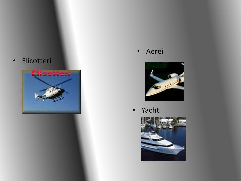 Aerei Elicotteri Yacht