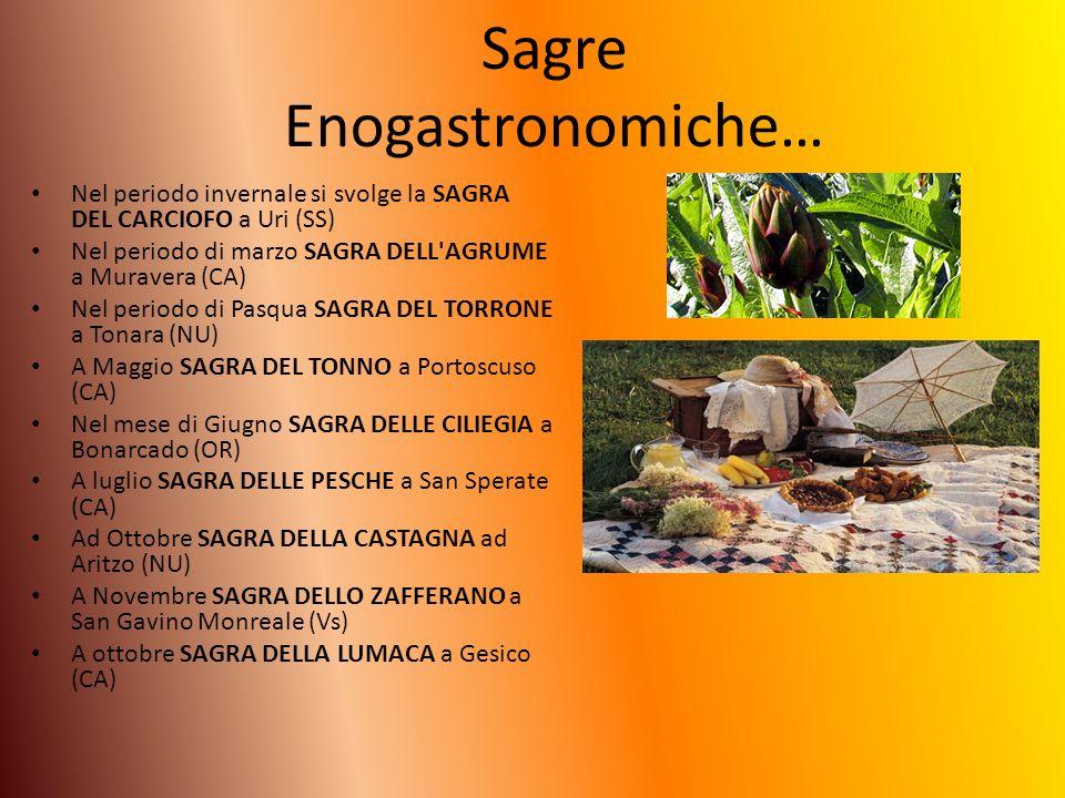 Sagre Enogastronomiche…