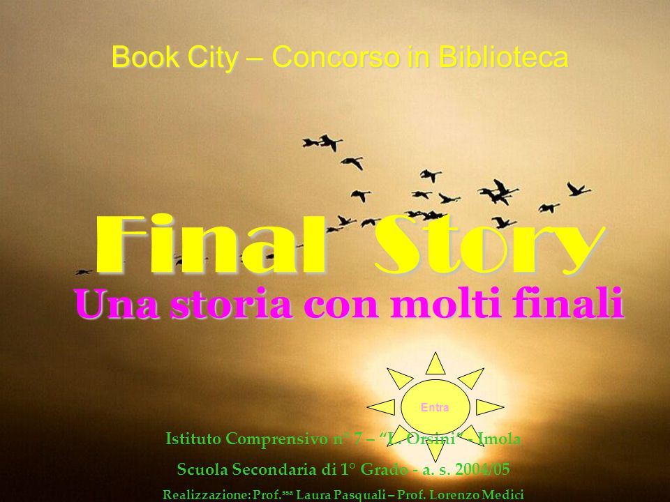 Book City – Concorso in Biblioteca