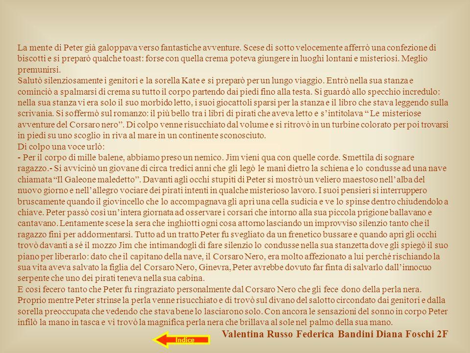 Valentina Russo Federica Bandini Diana Foschi 2F
