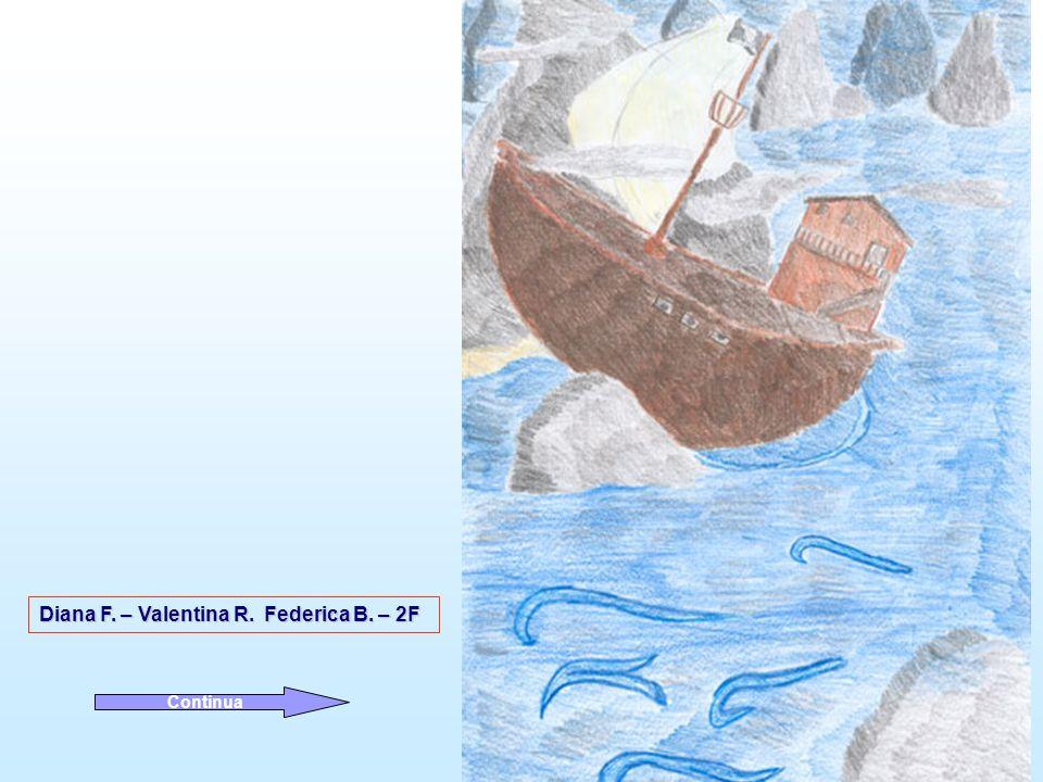 Diana F. – Valentina R. Federica B. – 2F