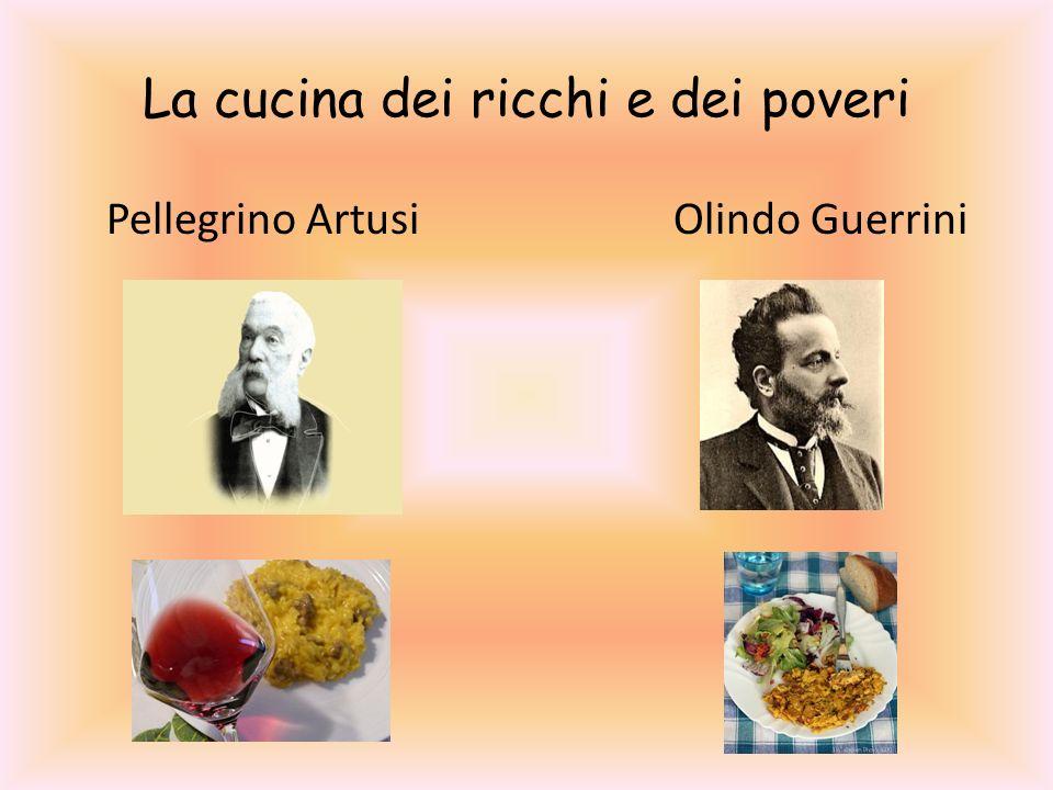 La cucina dei ricchi e dei poveri