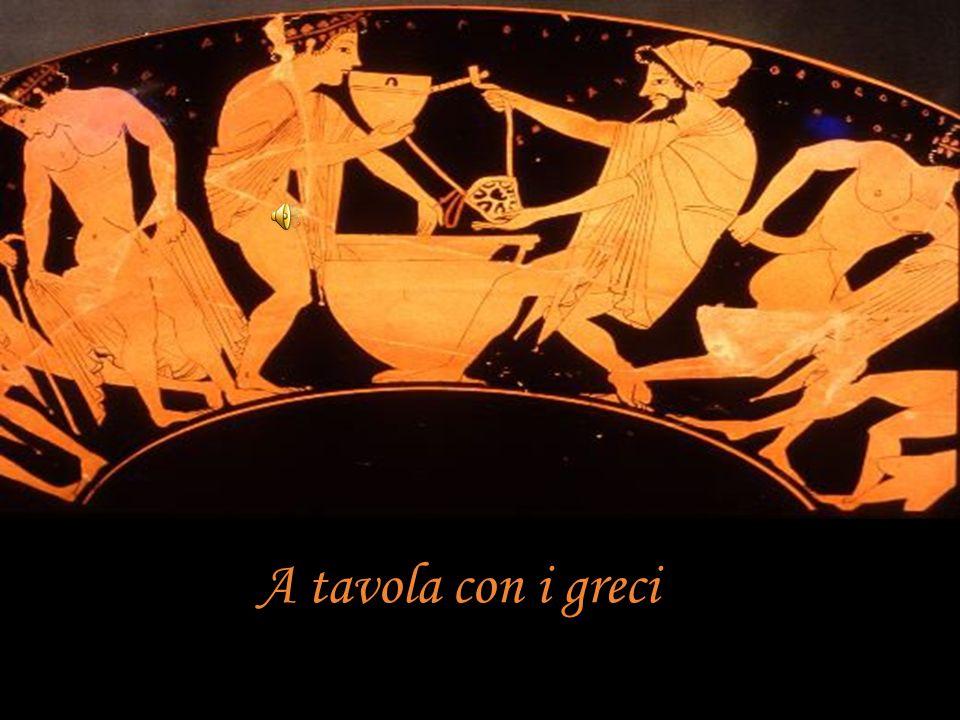 A tavola con i greci