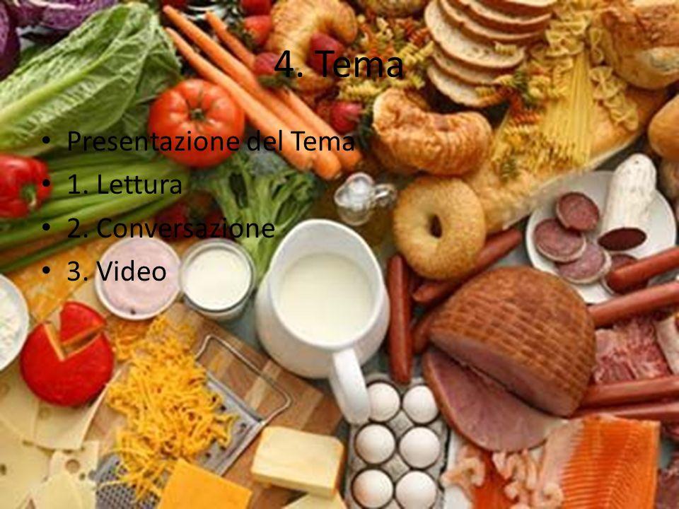 Esempio di lezione vocabolario e grammatica ppt video - Tema sulla cucina ...