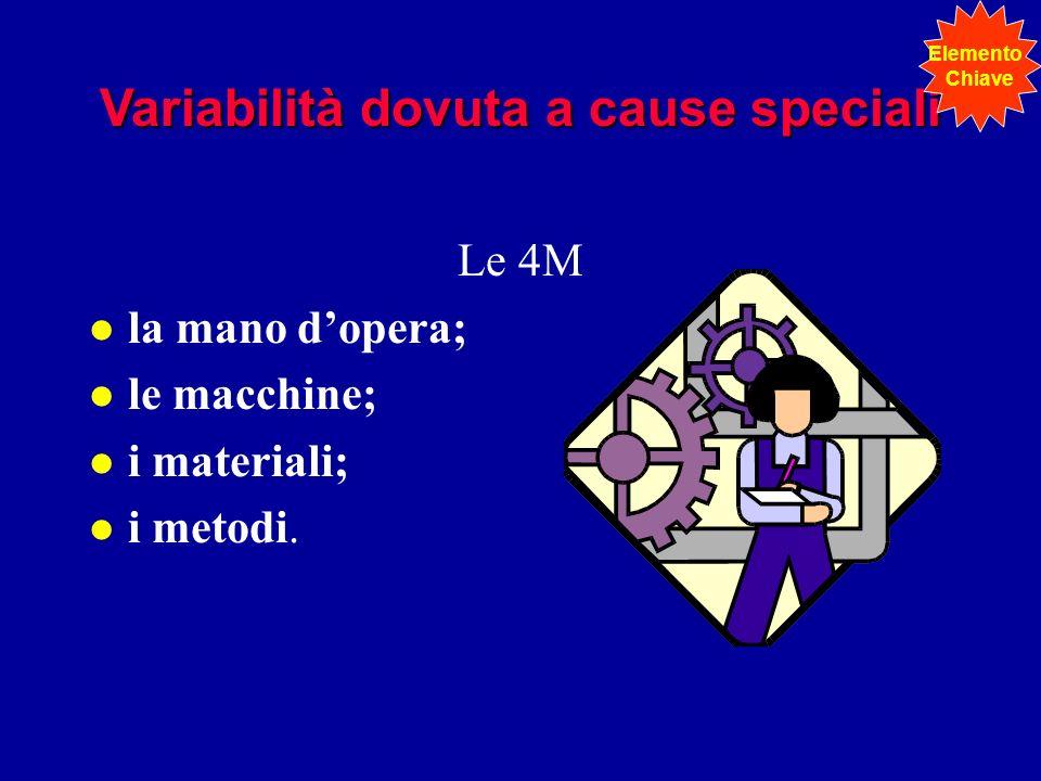 Variabilità dovuta a cause speciali