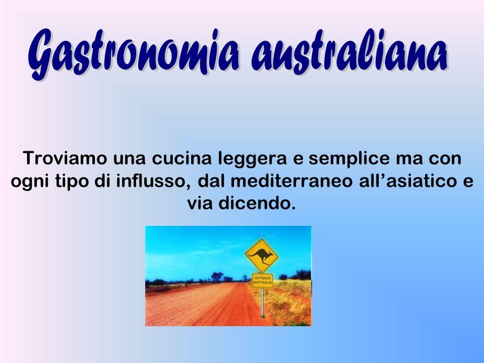 Gastronomia australiana