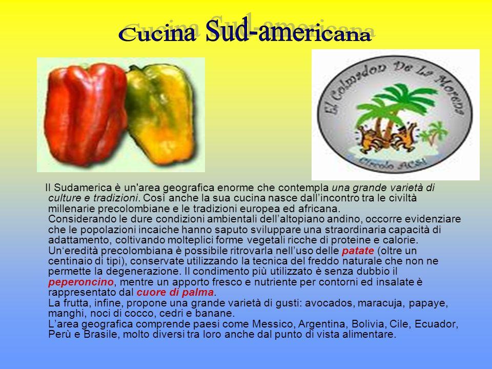 Cucina Sud-americana