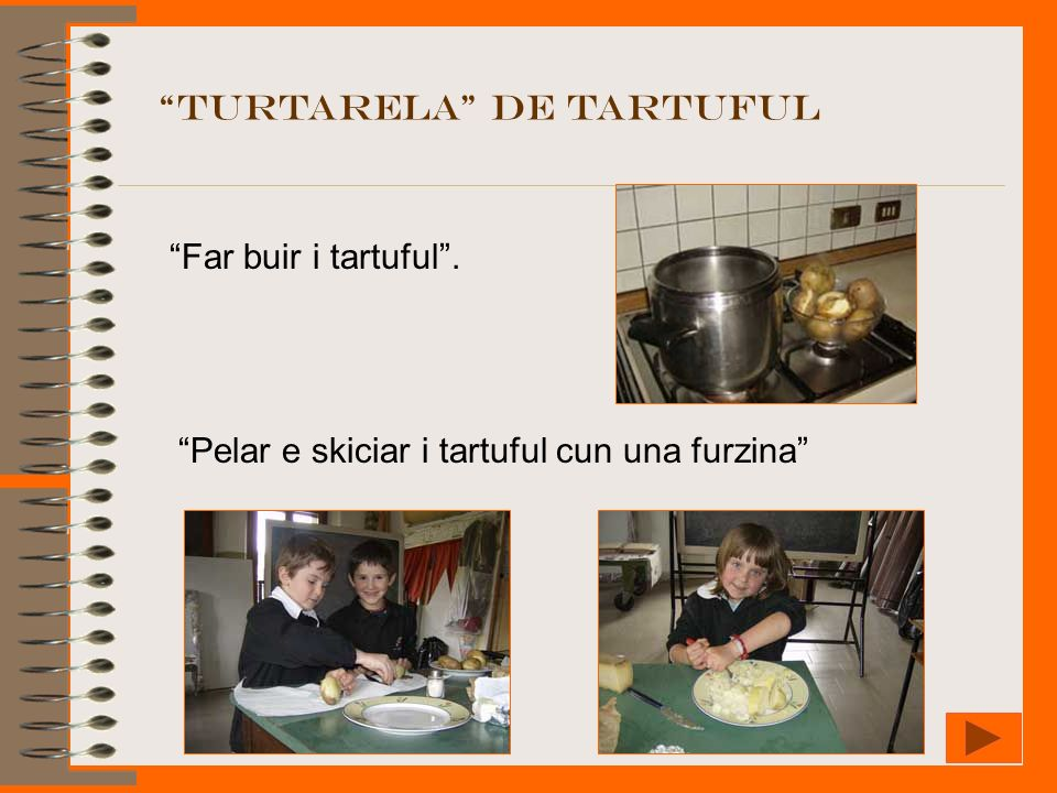 TURTARELA DE TARTUFUL