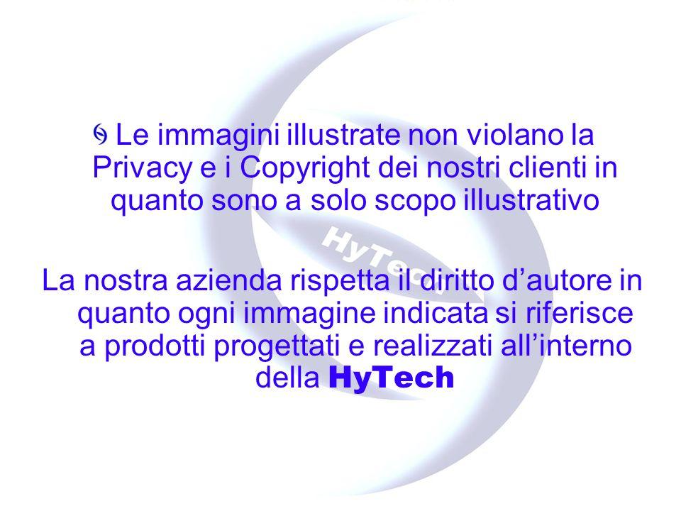 Le immagini illustrate non violano la Privacy e i Copyright dei nostri clienti in quanto sono a solo scopo illustrativo