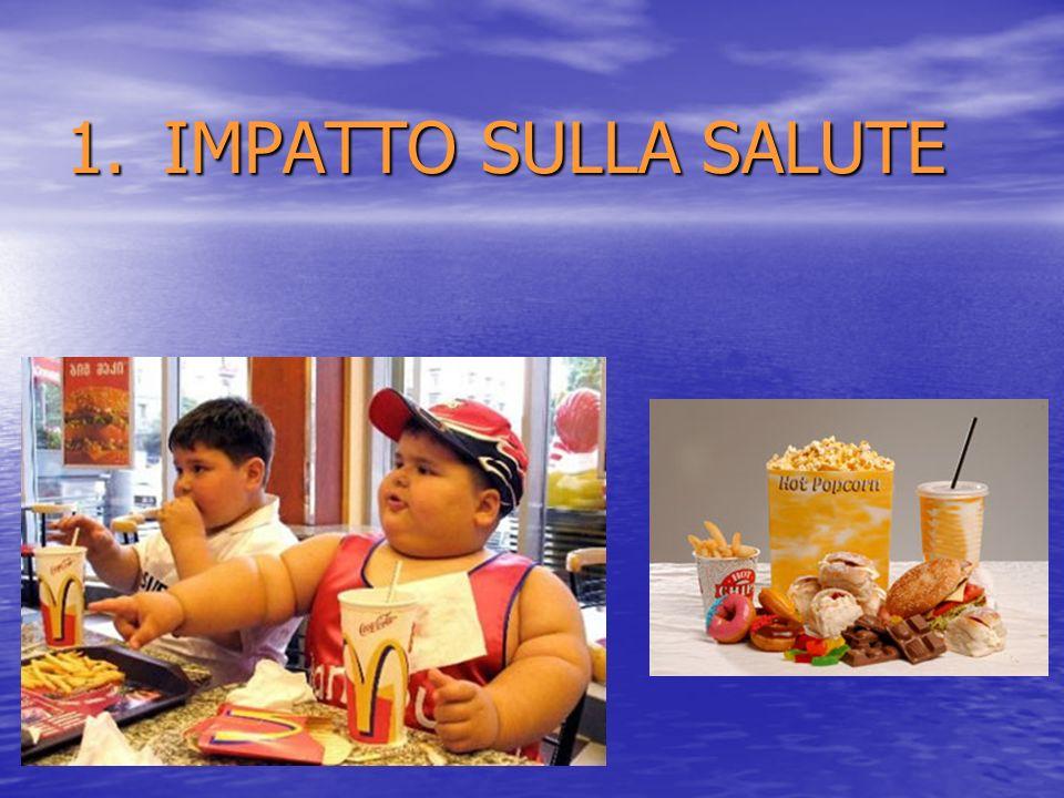 IMPATTO SULLA SALUTE