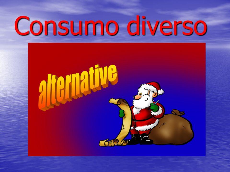 Consumo diverso alternative