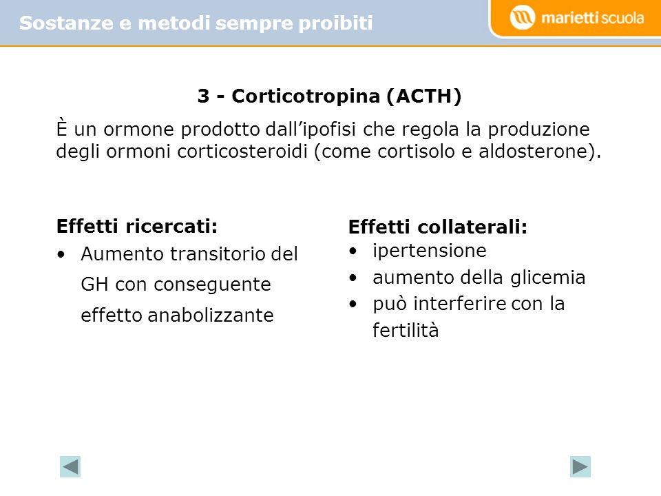 3 - Corticotropina (ACTH)