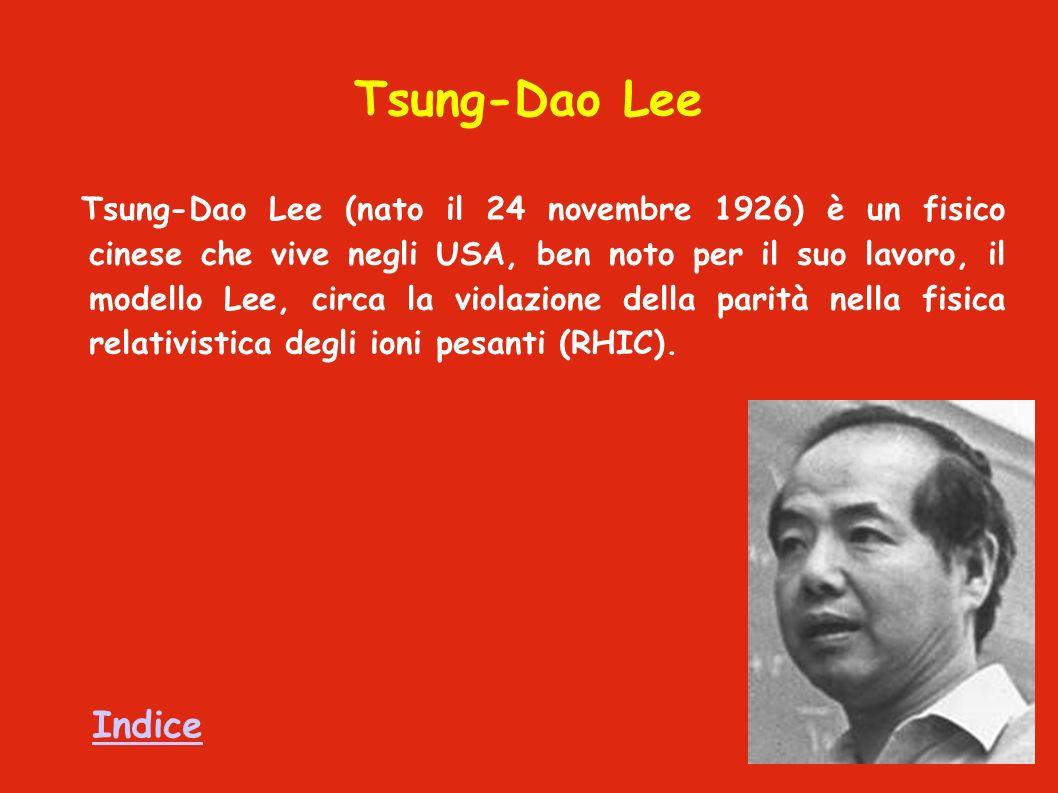 Tsung-Dao Lee
