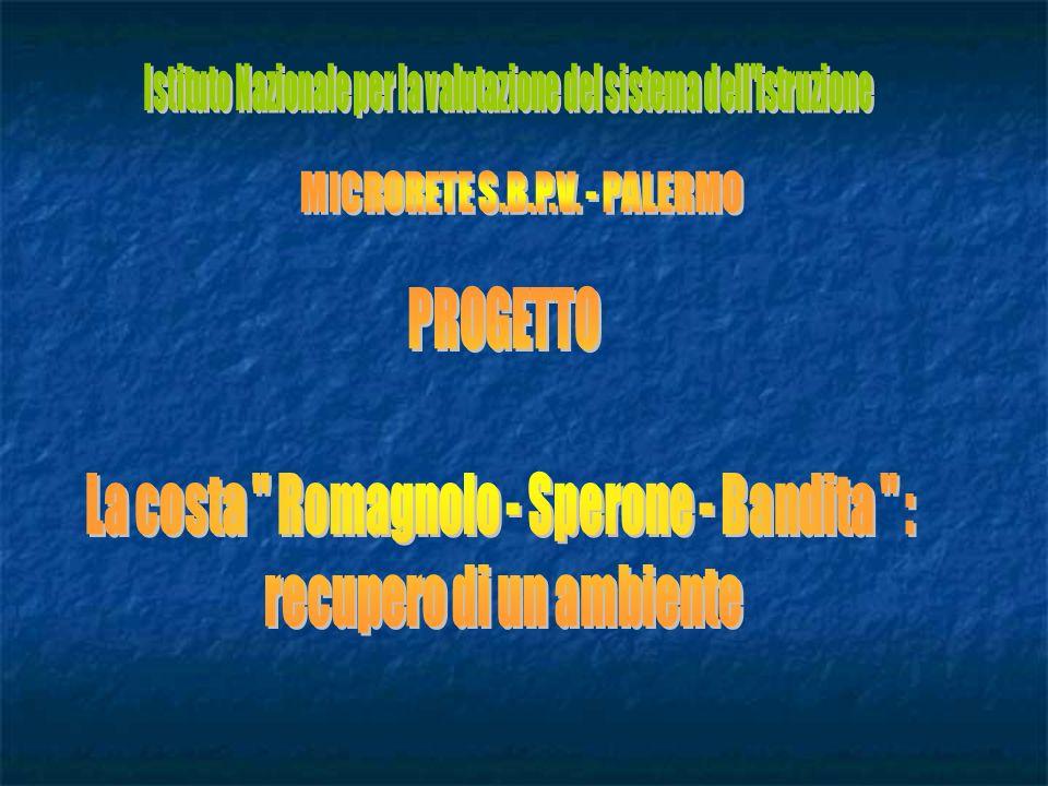 La costa Romagnolo - Sperone - Bandita : recupero di un ambiente