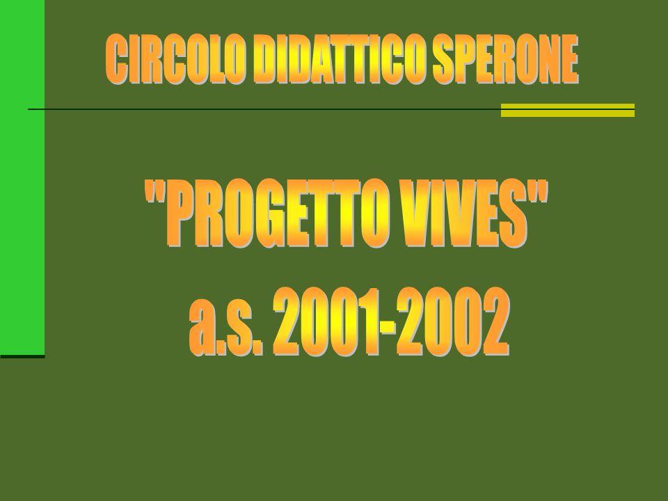 CIRCOLO DIDATTICO SPERONE