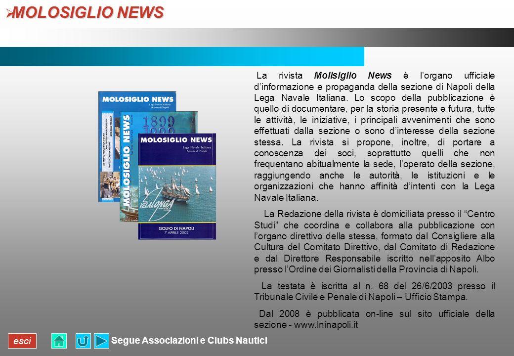 MOLOSIGLIO NEWS