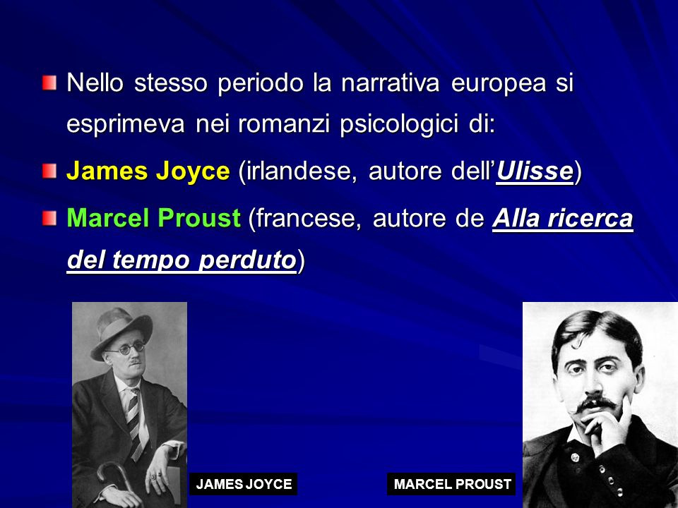 James Joyce (irlandese, autore dell'Ulisse)