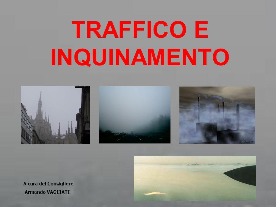 TRAFFICO E INQUINAMENTO