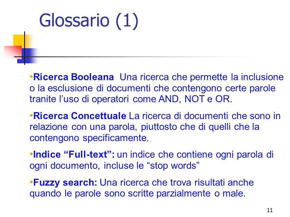 Glossario (1)