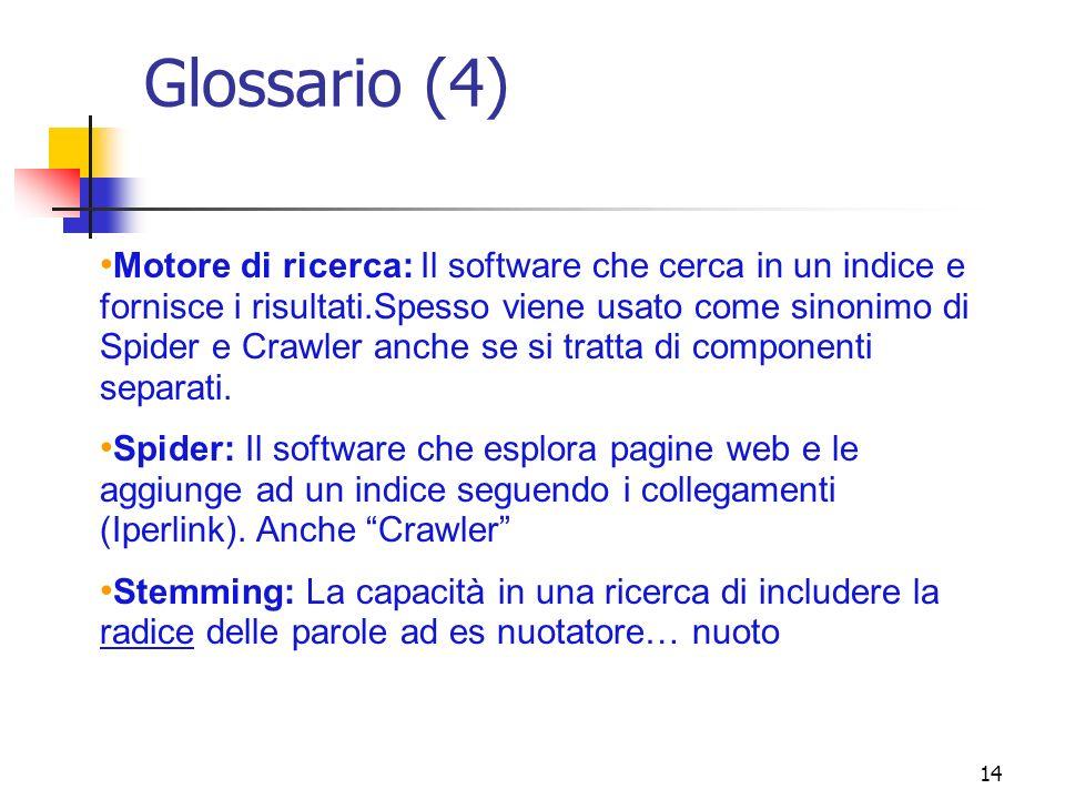 Glossario (4)