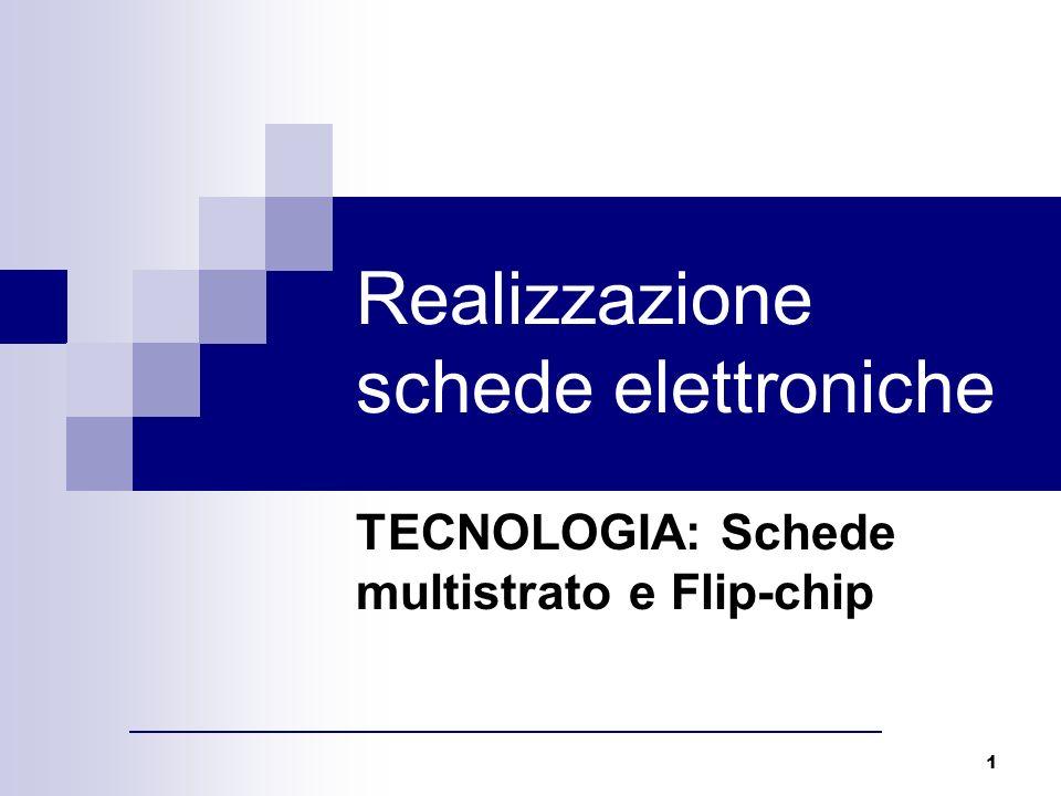 Realizzazione schede elettroniche