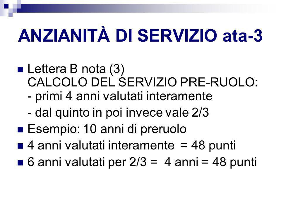 ANZIANITÀ DI SERVIZIO ata-3