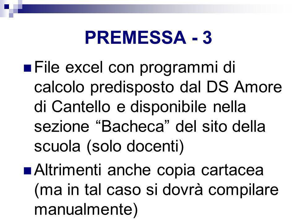 PREMESSA - 3