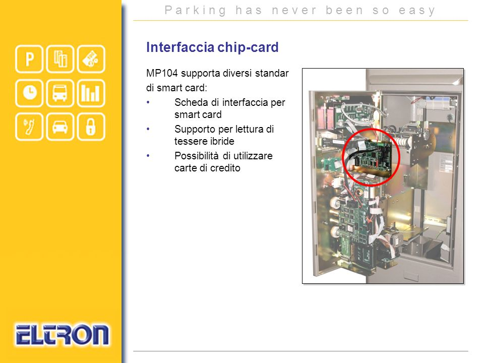 Interfaccia chip-card
