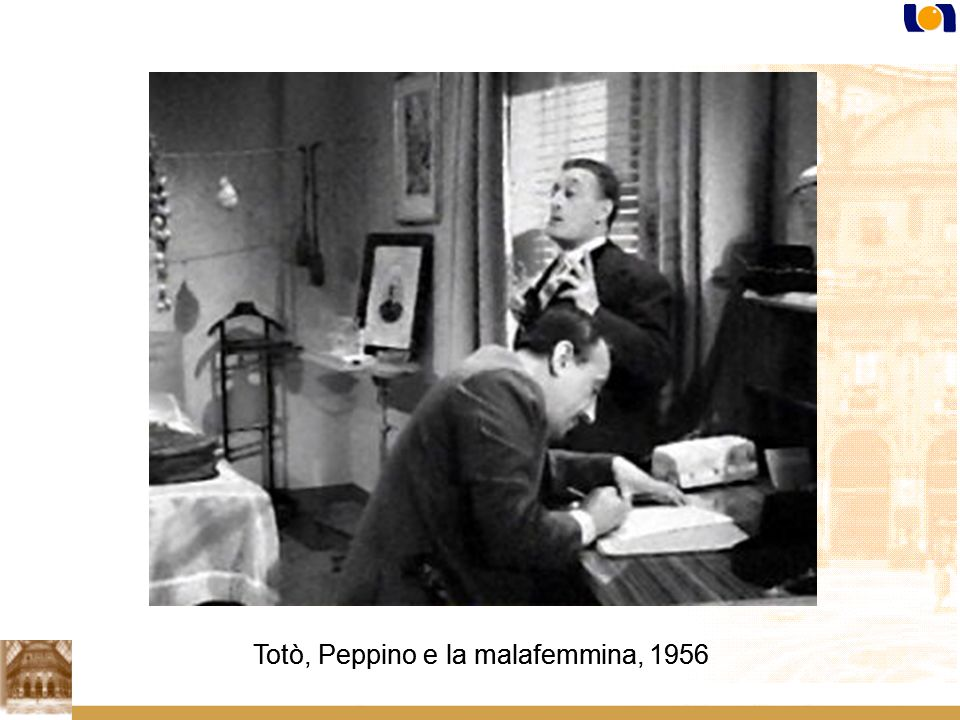 Totò, Peppino e la malafemmina, 1956