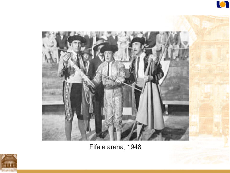 Fifa e arena, 1948