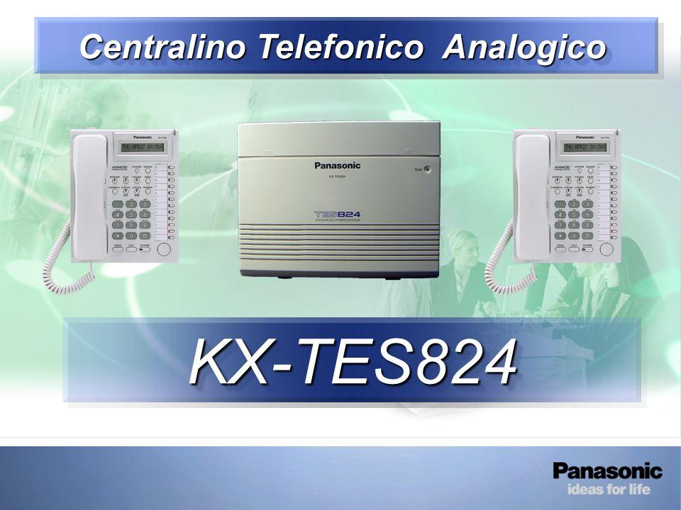 Centralino Telefonico Analogico