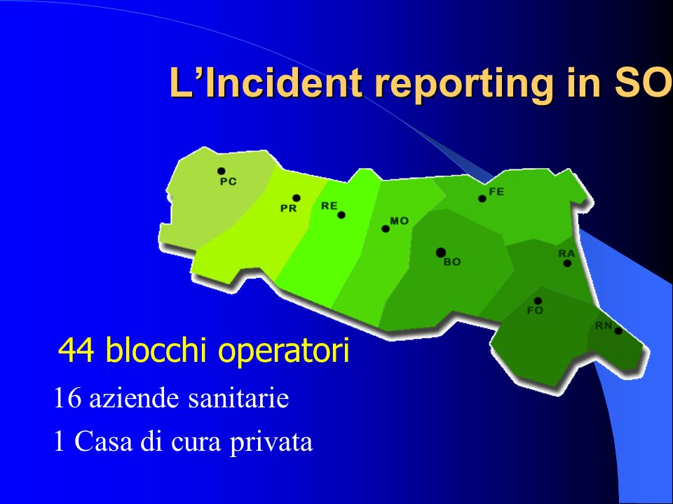 L'Incident reporting in SO
