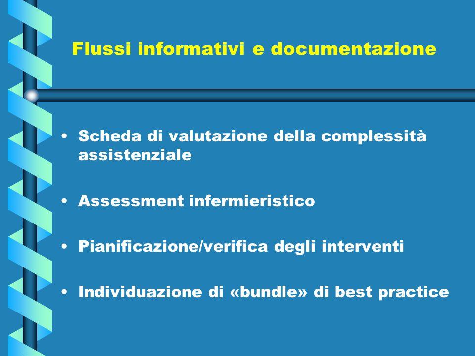 Flussi informativi e documentazione